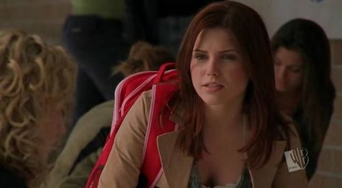 Brooke Davis پیپر وال called Brooke Season 1 =)