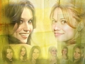 Brooke and Haley - brooke-and-haley wallpaper
