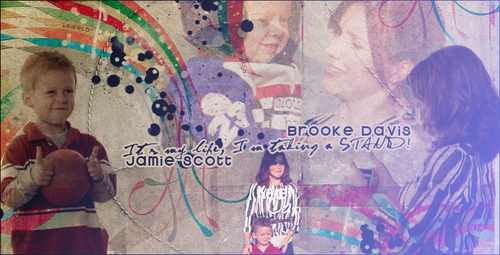 Brooke and Jamie