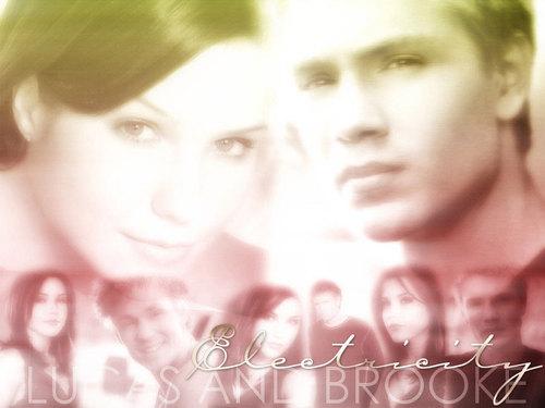 Brooke and Luke