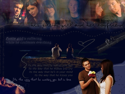 Brucas (One Tree Hill)