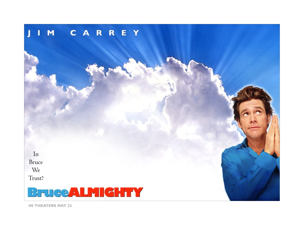 Jim Carrey Bruce Almighty