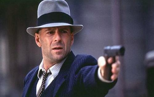 Bruce Willis wallpaper entitled Bruce Willis with a hat and...