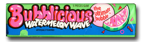 Bubblicious - chewing-gum Photo