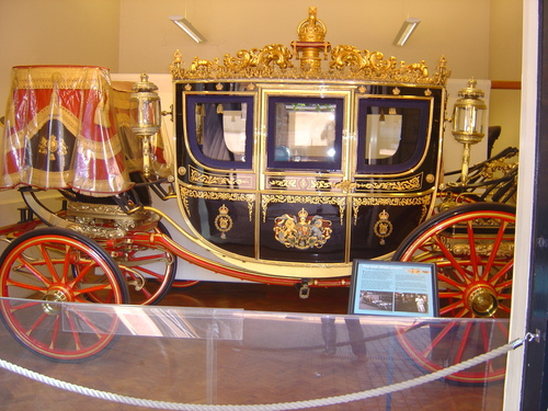 Buckingham Palace Mews