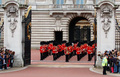 Buckingham Palace guards - england photo