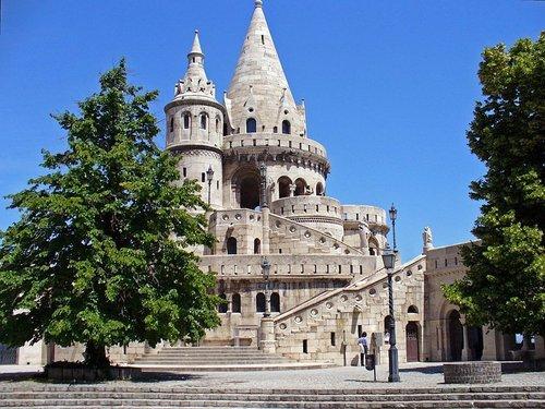 Budapest замок