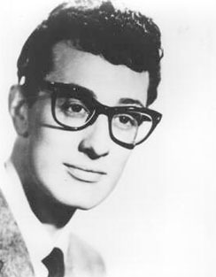 Rock'n'Roll Remembered wallpaper titled Buddy Holly