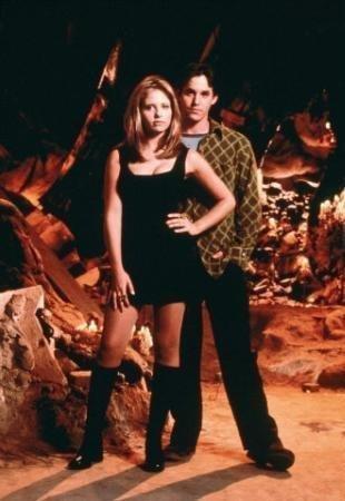Buffy & Xander