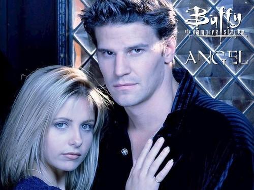 Buffy <3 एंजल