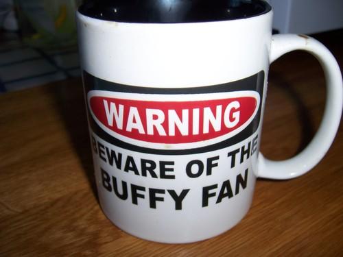 Buffy Coffee Cup