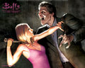 Buffy Comic Art