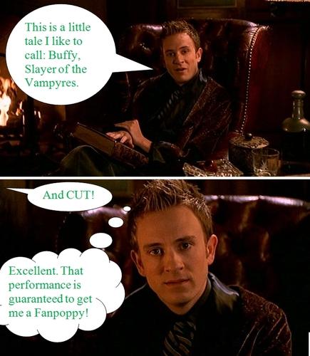 Buffy Fanpoppy Fever: Andrew