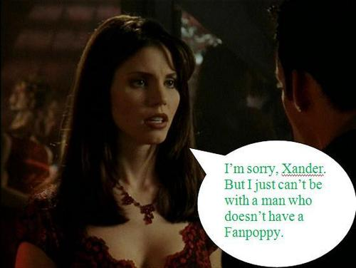 Buffy Fanpoppy Fever: Cordelia