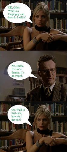 Buffy Fanpoppy Fever