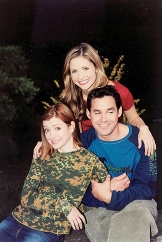 Buffy,Willow & Xander