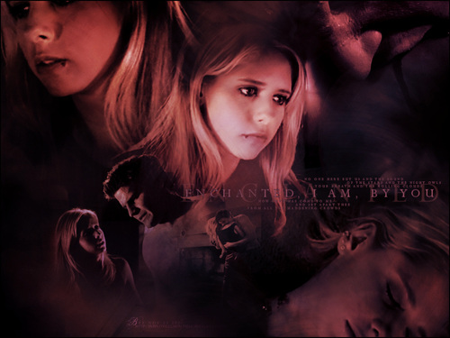 Bangel wallpaper entitled Buffy and Angel
