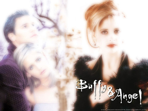 Buffy and malaikat