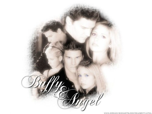 Buffy and ángel