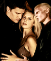 Buffy &amp; her boys - bangel-vs-spuffy fan art
