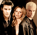 Buffy & her boys - bangel-vs-spuffy fan art