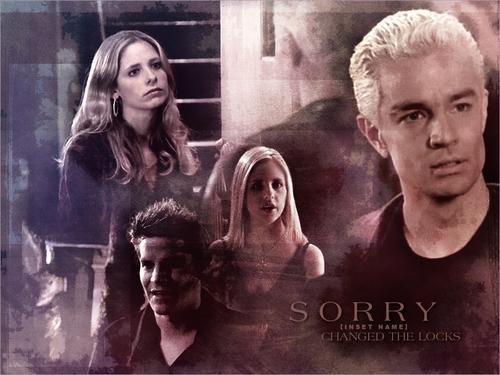 BuffyAngelSpike Locked