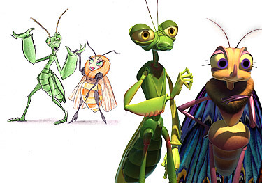 Bug's life