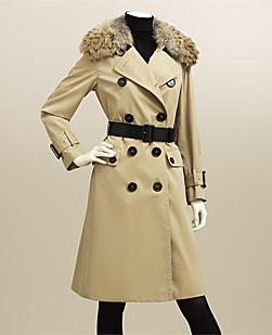 chổ lồi ở cây, burberry áo, áo khoác