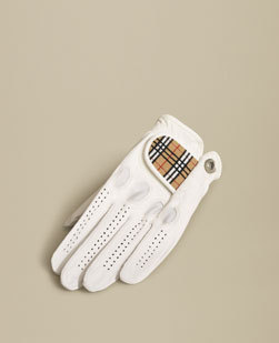 burberry Golf Gloves