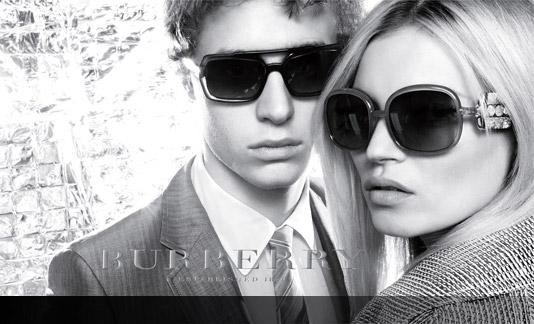 Показ коллекции одежды Burberry (Барбери, Барберри) осень - зима 2012...