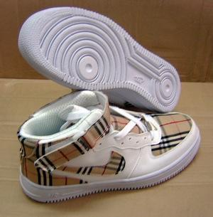 Burbery Air Forces!
