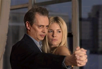 Buscemi and Sienna Miller