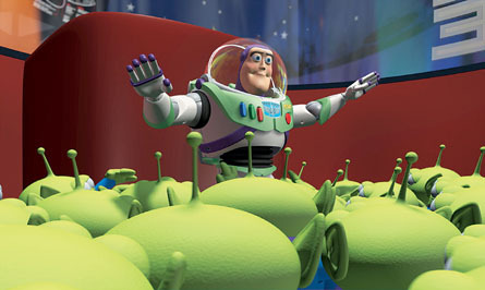 Toy Story پیپر وال entitled Buzz Lightyear