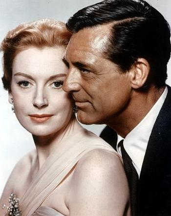 CG with Deborah Kerr