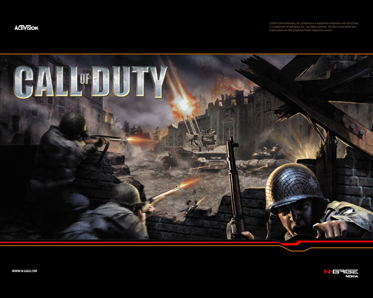 PS2 Online Games Images COD Wallpaper HD And Background Photos