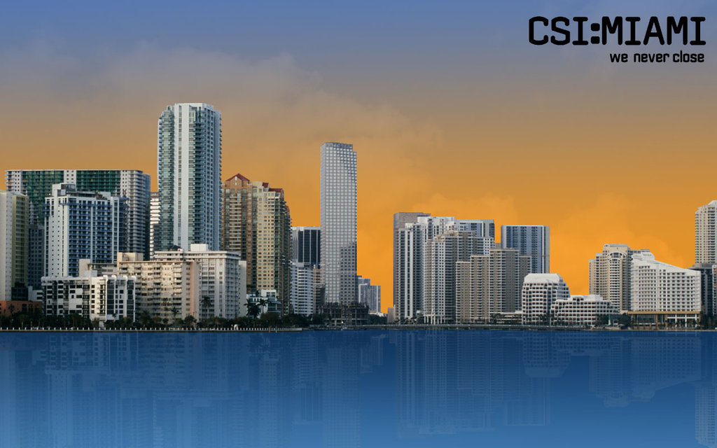Les Experts- Miami