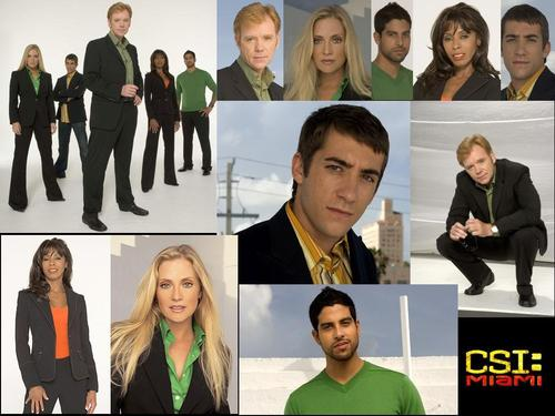 CSI: Miami Collage