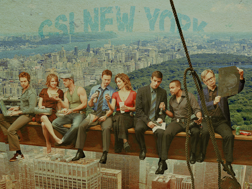 CSI: NY Cast - csi-ny Wallpaper