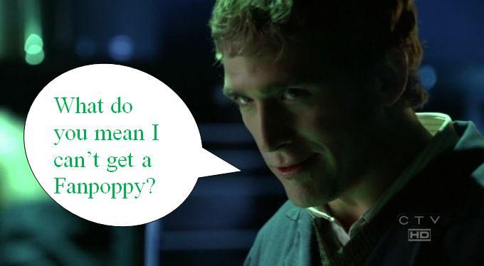CSI - Scena del crimine Fanpoppy Fever: Greg