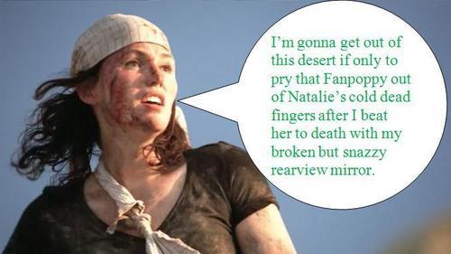 csi Fanpoppy Fever: Sara