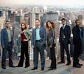 Đội điều tra hiện trường NY Cast