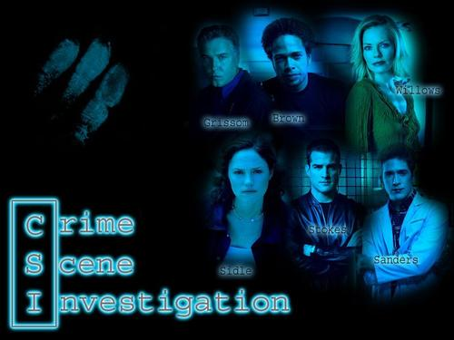 CSI 과학수사대