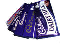 Cadbury's Dairy latte Bars