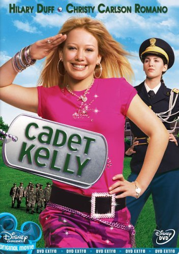 Disney Channel Original Movies wallpaper entitled Cadet Kelly