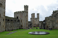Caernarfon Castle - Wales - castles photo