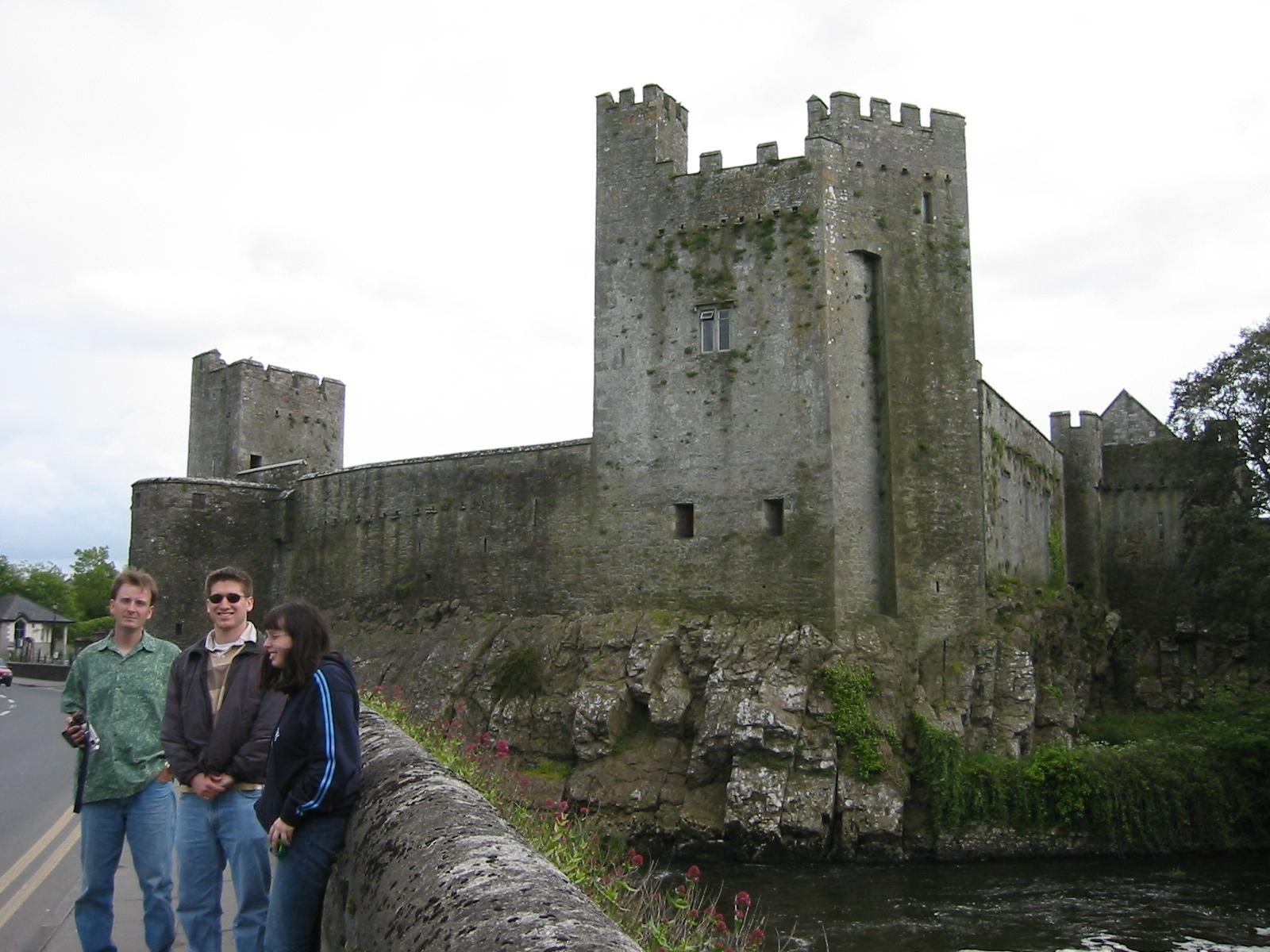 Cahir istana, castle