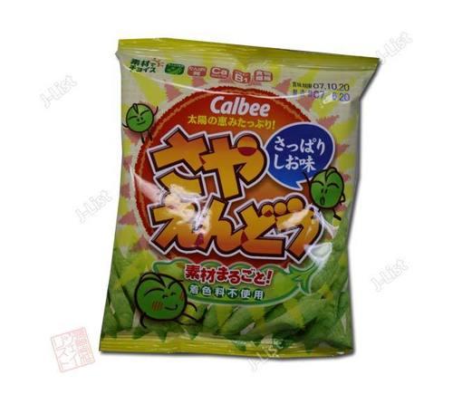 Calbee Sayaendo Snack