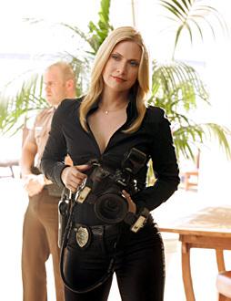 CSI: Miami wallpaper entitled Calleigh Duquesne