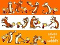 Calvin &amp; Hobbes - calvin-and-hobbes wallpaper