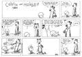 Calvin And Hobbes Comic Strip - calvin-and-hobbes photo